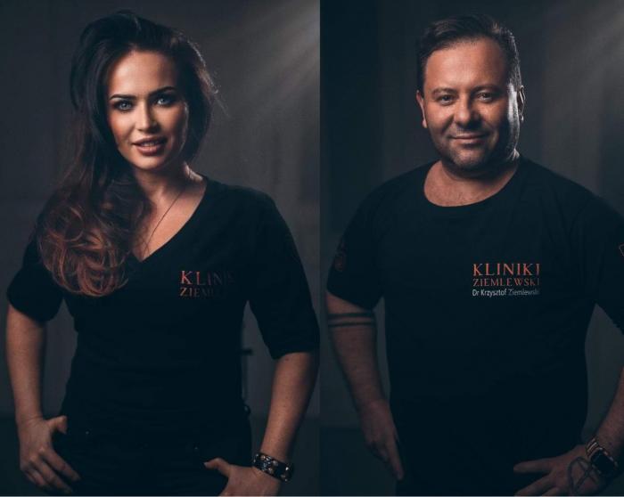 Dr Karolina Pazera, dr Krzysztof Ziemlewski